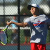 9-28-17<br /> Boys sectional tennis<br /> Kokomo 2 singles Jon Callane<br /> Kelly Lafferty Gerber | Kokomo Tribune