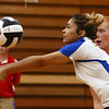 9-13-17<br /> Kokomo vs North Miami volleyball<br /> Alliyah Hochstedler<br /> Kelly Lafferty Gerber | Kokomo Tribune