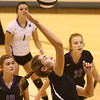 9-30-17<br /> Hoosier Conference tournament-Northwestern volleyball<br /> Madison Layden<br /> Kelly Lafferty Gerber | Kokomo Tribune