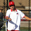 9-28-17<br /> Boys sectional tennis<br /> Kokomo 2 doubles Lucas Hubbard<br /> Kelly Lafferty Gerber | Kokomo Tribune