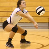 9-30-17<br /> Hoosier Conference tournament-Northwestern volleyball<br /> Catelyn Wilson<br /> Kelly Lafferty Gerber | Kokomo Tribune