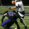 9-29-17<br /> Western vs Northwestern football<br /> Western's Tyler Knepley<br /> Kelly Lafferty Gerber | Kokomo Tribune