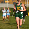 9-9-17<br /> Girls and boys cross country at Maconaquah<br /> Eastern's Ella Kantz<br /> Kelly Lafferty Gerber   Kokomo Tribune
