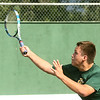 9-7-17<br /> Eastern vs Taylor boys tennis<br /> Eastern 3 singles Manny Moreno<br /> Kelly Lafferty Gerber | Kokomo Tribune