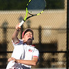 9-28-17<br /> Boys sectional tennis<br /> Kokomo 2 doubles Jackson Richards<br /> Kelly Lafferty Gerber | Kokomo Tribune
