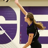 9-26-17<br /> Northwestern vs Western volleyball<br /> NW's Jenna Goodspeed.<br /> Kelly Lafferty Gerber | Kokomo Tribune