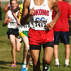 9-9-17<br /> Girls and boys cross country at Maconaquah<br /> Kokomo's Julian Wallace<br /> Kelly Lafferty Gerber | Kokomo Tribune