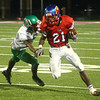 9-22-17<br /> Kokomo vs Anderson football<br /> Steven Edwards runs the ball.<br /> Kelly Lafferty Gerber | Kokomo Tribune
