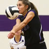 9-26-17<br /> Northwestern vs Western volleyball<br /> NW's Madison Layden<br /> Kelly Lafferty Gerber | Kokomo Tribune