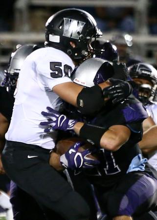 9-29-17<br /> Western vs Northwestern football<br /> <br /> Kelly Lafferty Gerber | Kokomo Tribune