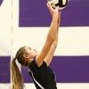 9-26-17<br /> Northwestern vs Western volleyball<br /> NW's Kendal Rooze<br /> Kelly Lafferty Gerber | Kokomo Tribune