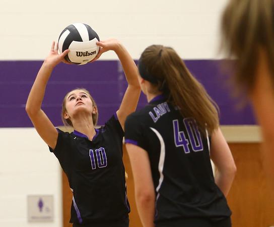9-26-17<br /> Northwestern vs Western volleyball<br /> <br /> Kelly Lafferty Gerber   Kokomo Tribune