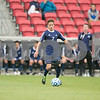 2017 3A boys state soccer championship game between Juan Diego and Ridgeline. May 13, 2017 @ Rio Tinto Stadium. Ridgeline won on a golden goal in the second extra period. Final score 2-1.