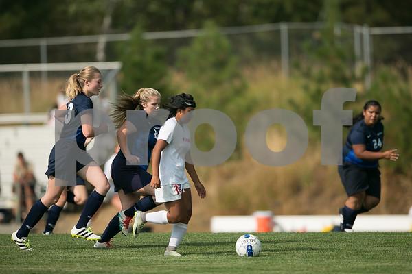 2017 McCall Donnelly vs Grangeville Girls Soccer
