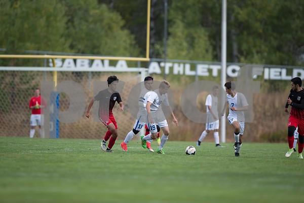 McCall Donnelly vs Payette Boys Varsity Soccer