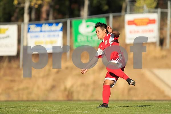 McCall Donnelly vs Weiser Boys Soccer 2017