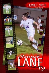 19 Connor Lane  2017 Poster Senior Gift 3