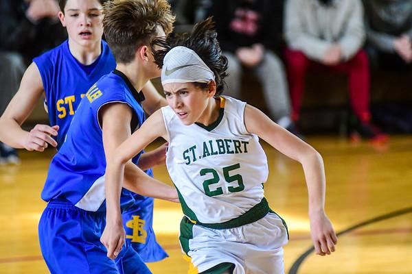 2017 St. Albert's Basketball