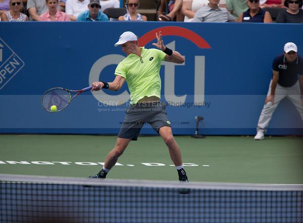 Citi Open - Men's Final - Zverev vs Kevin Anderson