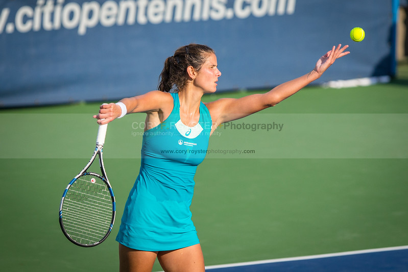 Citi Open - Women's Final - Ekaterina Makarova vs Julia Goerges