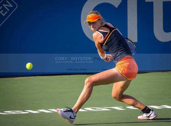 Citi Open - Women's Final - Ekaterina Makarova vs Julia Goerges