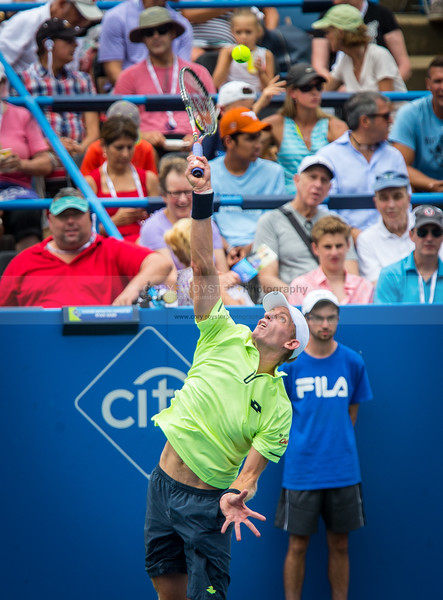 Citi Open - Men's Final - Zverev vs Kevin Anderson