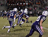 Mount Vernon Varsity Tigers vs Commerce Tigers Footballl game photos