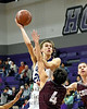 Mount Vernon Varsity Tigers vs Cooper Bulldogs Basketball game photos