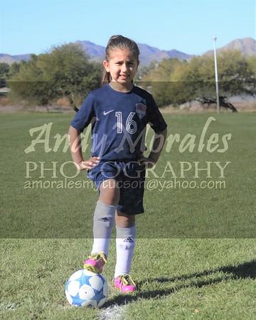2017 Tucson Aztecs Soccer