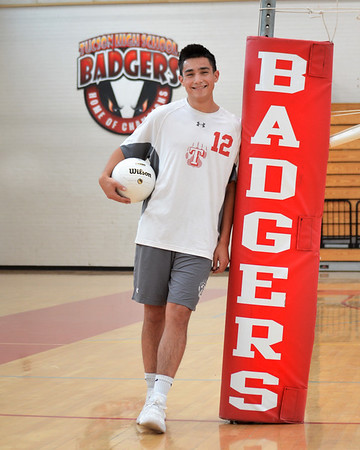 2017 Tucson boys volleyball