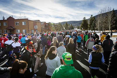 900+ runners made their way through Frisco, Colorado pre-Thanksgiving feast. Happy Thanksgiving from Frisco.