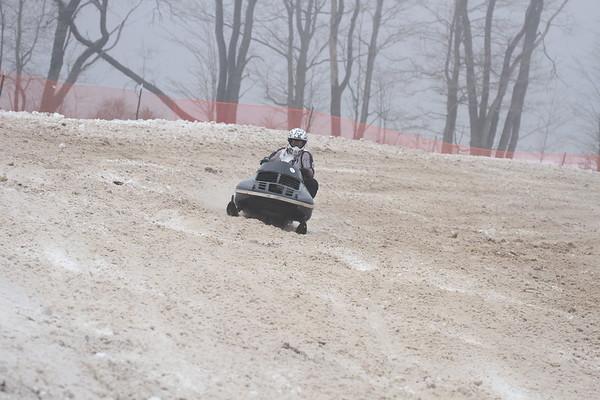 2017 Vintage Snowmobile Race
