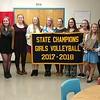2017 Volleyball Team Banquet