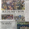 Essex Reporter writes about Championship game.