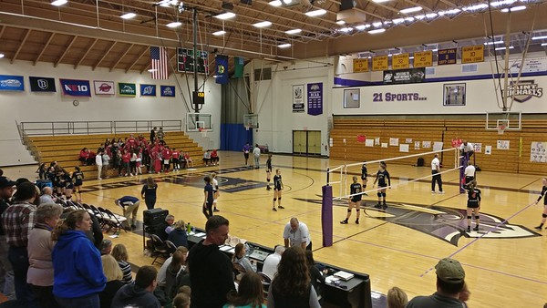 2017 Volleyball Championship Game and Banquet