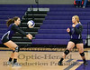 Mount Vernon Junior Varsity Lady Tigers vs Chisum Lady Mustangs Volleyball game photos