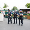 Security is beefed up at Wimbledon following the terrorist attacks in London. I was glad to see that security was increased at the championships.