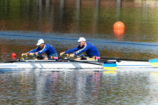 Para Rowing - Men's Doubles Scull