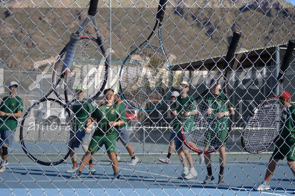 2017 boys tennis cdo sabino