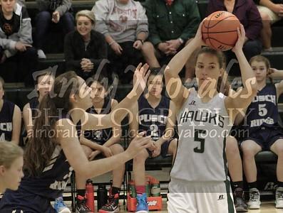 2017 girls basketball pusch ridge tanque verde