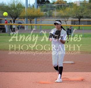 2017 softball marana desert view empire Rio Rico Tucson