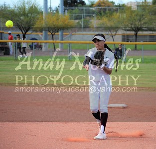 2017 softball marana desert view empire Rio Rico Tucson