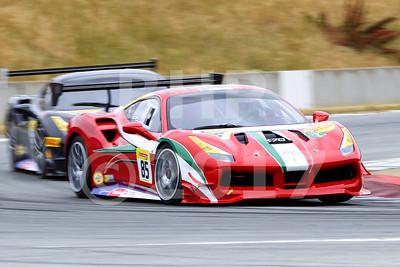 Ferrari Challenge May 12-14, Mazda Raceway Laguna Seca by Bob Heathcote