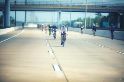 Alison Fowler IMTX Bike 1