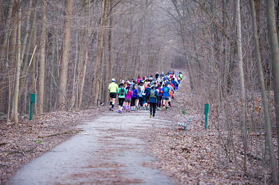2017 Kal-Haven Trail Run