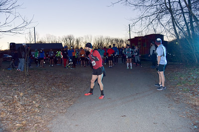 2017 Kal-Haven Trail Run