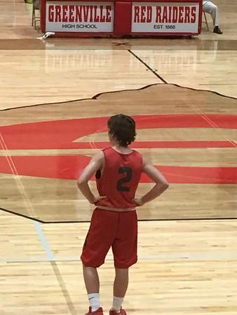 2017 Sam GHS Basketball