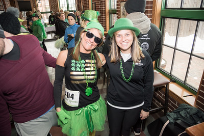 2017 St. Patty Pub Run