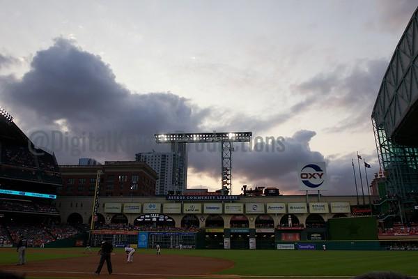 Astros vs Braves