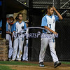 8/12/2017 Mike Orazzi | Staff<br /> Maryland's Logan Simanski (17) after a loss in the Mid-Atlantic Regional Final at the Eastern Regional Little League Tournament at Breen Field in Bristol Saturday night.
